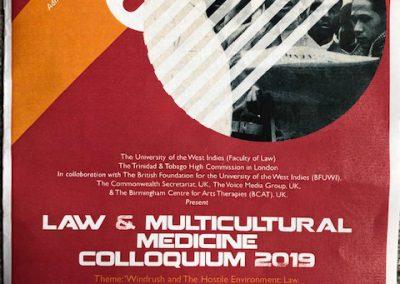Law & Multicultural Medicine